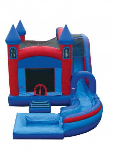 Jump and Splash Bounce House