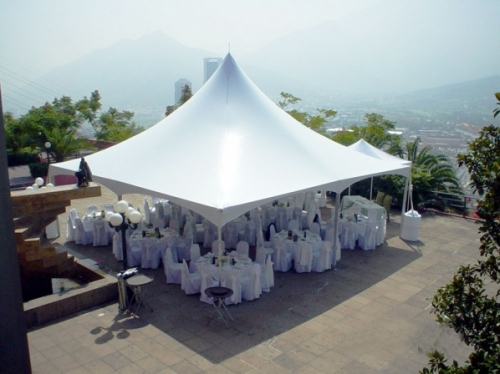30x30 High Peak Frame Tent
