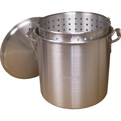 80QT. Steamer Pot