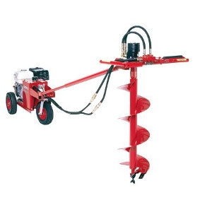 Little Beaver Gas Hydraulic Earth Drill