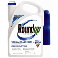 Round Up Weed and Grass Killer