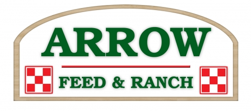 Arrow Feed & Ranch Inc.  Logo