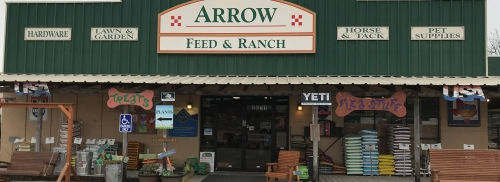 Welcome to Arrow Feed & Ranch