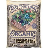 Just Natural Organic Raised Bed Planting Mix