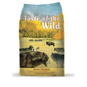 Taste of the Wild Grain Free Tow High Prairie 30lbs