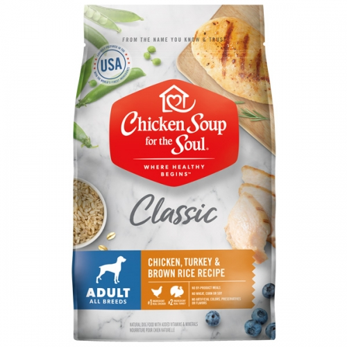 Chicken Soup Adult Dog Food 35lb.