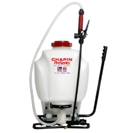 Chapin Pro Backpack Sprayer 4 Gal.