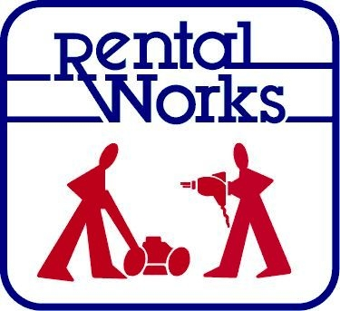 Rental Works Arlington, VA Logo