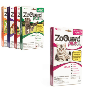 ZoGuard Plus for Dogs and Cats