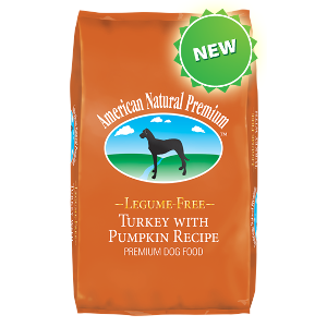 Turkey With Pumpkin Recipe Premium Dog Food