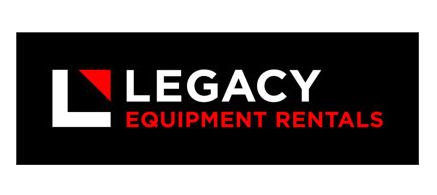 Legacy Equipment Rentals  Logo