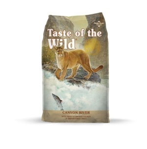 Taste of the Wild Canyon River feline 14#