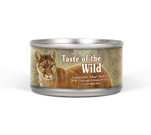 Taste of the Wild Feline Canned Food, 3 oz