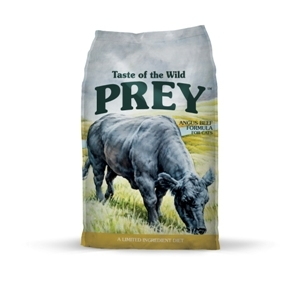Prey Angus Beef Limited Ingredient Cat 15#