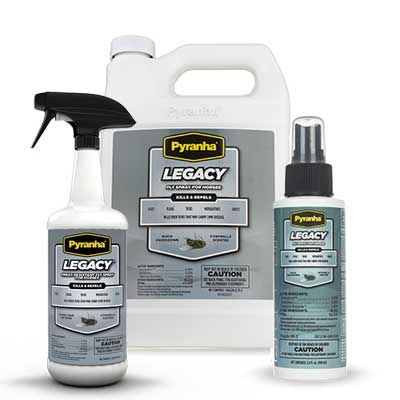 Pyranha Legacy Fly Spray 1qt.