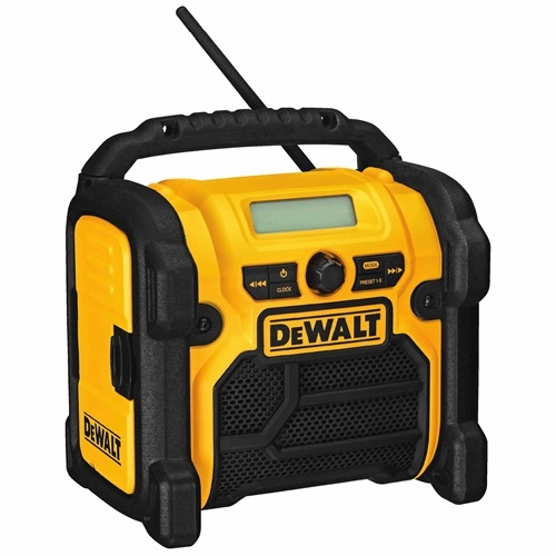 DeWalt Compact Worksite Radio only $99.98