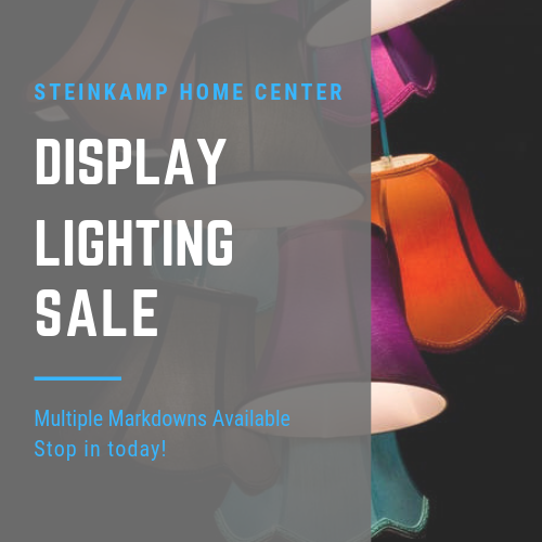 Light Fixture Markdowns!