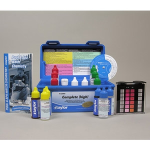 Taylor Complete High Pool Test Kit