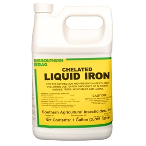 Southern Ag® Chelated Liquid Iron