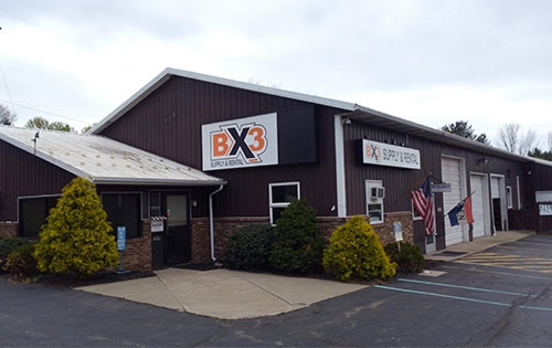 BX3 Supply & Rental - Tunkhannock