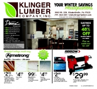 Winter Savings Sale