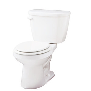 Gerber Round Front Toilet System