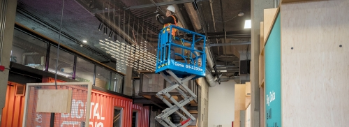 Aerial & Scissor Lifts