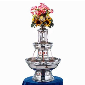 APEX® STAINLESS STEEL ROYAL BEVERAGE FOUNTAIN
