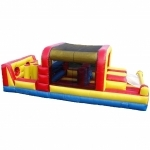 40ft Obstacle Course Bouncer