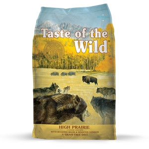 Taste of the Wild® High Prairie Canine Recipe