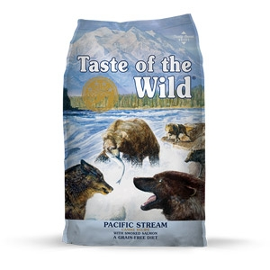Taste of the Wild® Pacific Stream Canine Recipe