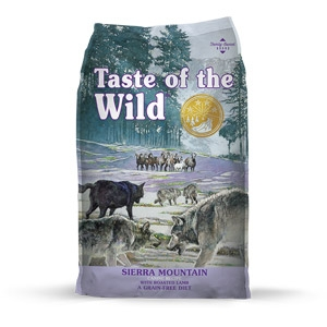 Taste of the Wild® Sierra Mountain Canine Recipe