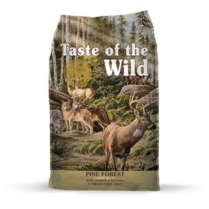 Taste of the Wild® Pine Forest Canine Recipe