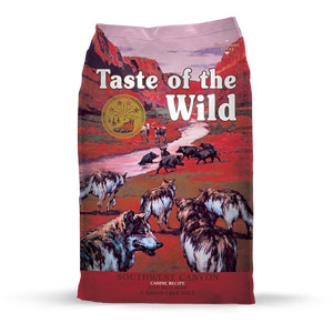 Taste of the Wild® Southwest Canyon Canine Recipe