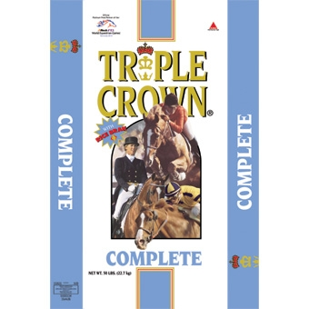 Triple Crown Complete Horse Feed 50 lbs.