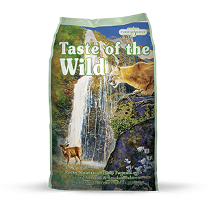 Taste of the Wild Rocky Mountain Feline Formula 5lbs