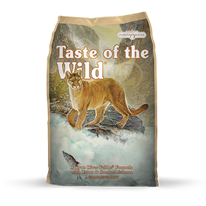 Taste of the Wild Canyon River Feline Formula 5lbs