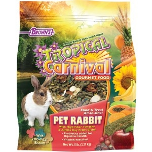 Tropical Carnival Gourmet Pet Rabbit