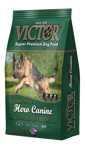 Victor Grain Free Hero Canine Formula 30 Pound
