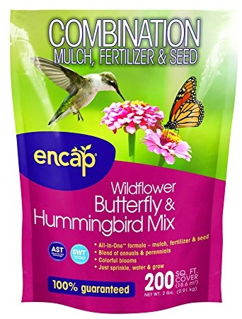 Wildflower Butterfly & Hummingbird Mix 2 lbs.