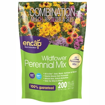 Encap Wildflower Perennial Mix 2 lb.
