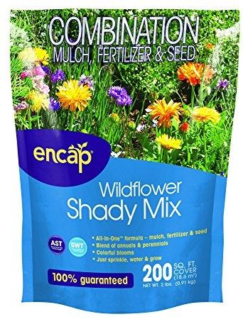 Encap Wildflower Shady Mix 2 lb.