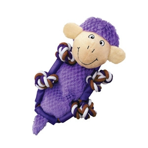 Kong® Barnyard Knots Sheep
