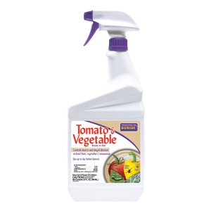 Tomato & Vegetable Spray 32 oz. RTU