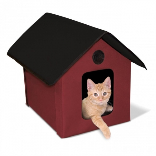 Outdoor Thermo Kitty House