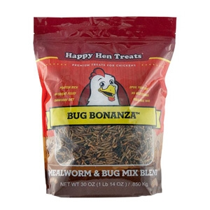 Happy Hen® Treats Bug Bonanza 30oz