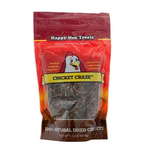 Happy Hen® Treats Cricket Craze 5oz