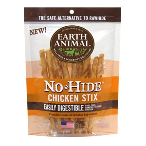 Earth Animal® No-Hide Chicken Stix 3 oz.