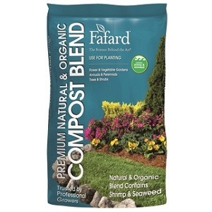 Fafard Premium Natural & Organic Compost 1 Cu. Ft.
