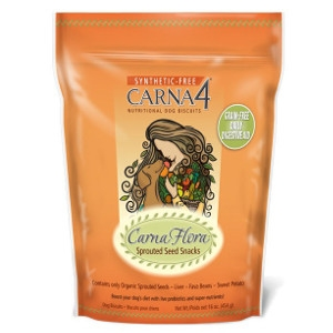 CarnaFlora® Sprouted Seed Snacks 16 oz.